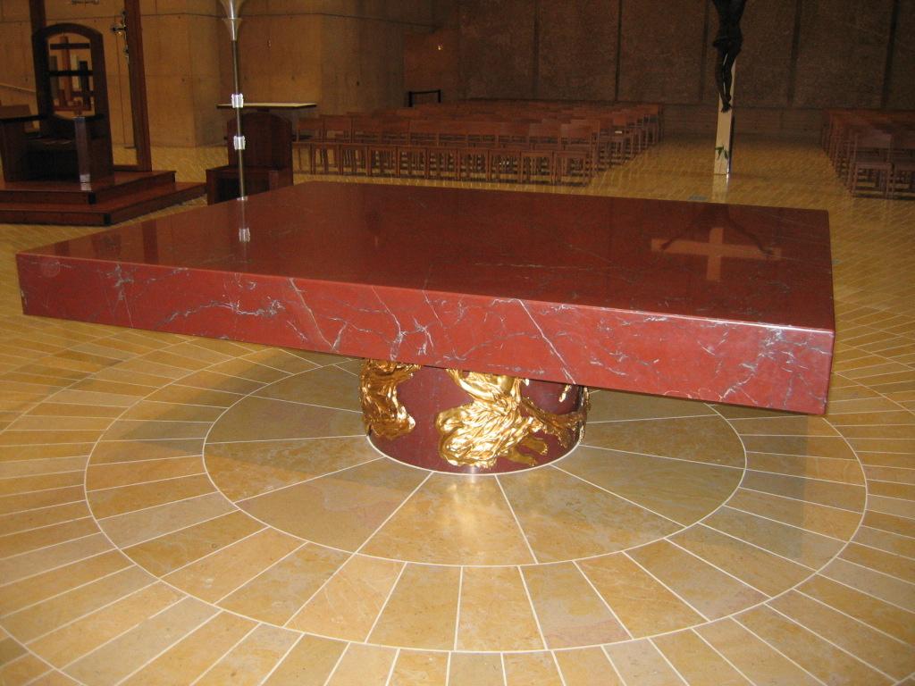 LA Cathedral Interior2