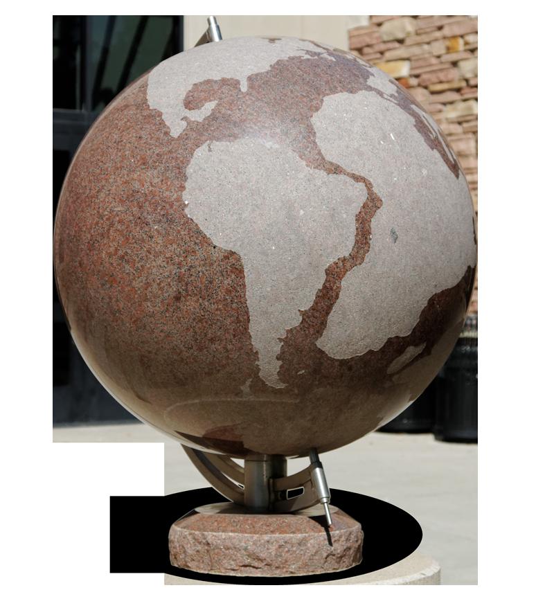cretaceous_granite_globe