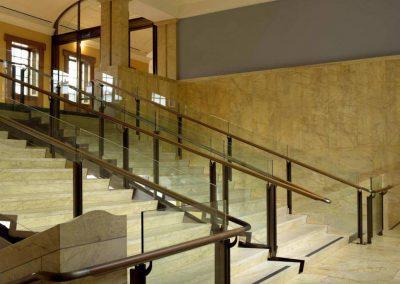 Getty Villa Stairs