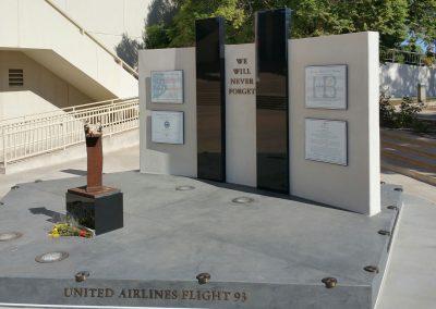United Airlines 9-11 Memorial