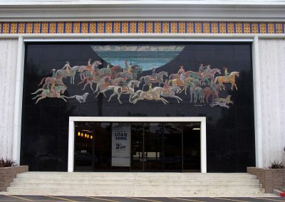 Millard Sheets Mural*
