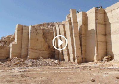 Mexico Travertine Quarry