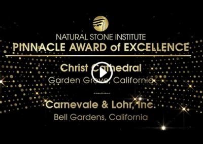 Christ Cathedral | Pinnacle Award