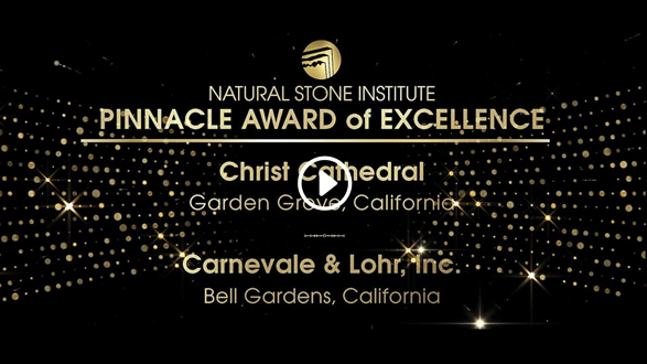 Christ Cathedral | Pinnacle Award